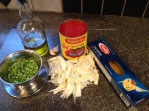 ing. Pasta and P